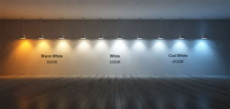 whats brighter cool white or warm whitr colour temperature choosing the right colour light for your room