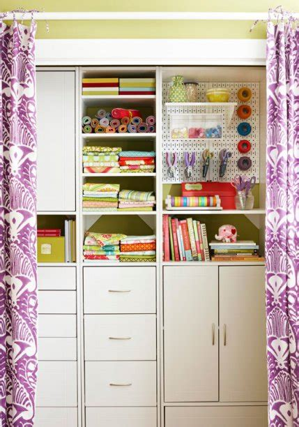 Sewing Closet Ideas by 4 Organizing Ideas To Even The Wildest Of Sewing