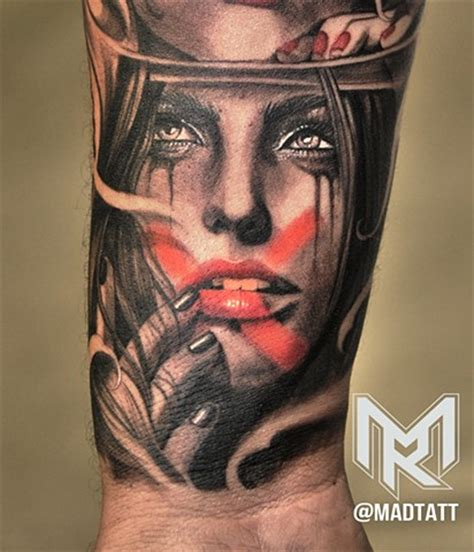 how should i talk to a tattoo artist about a project the art of maddalena ruggiero