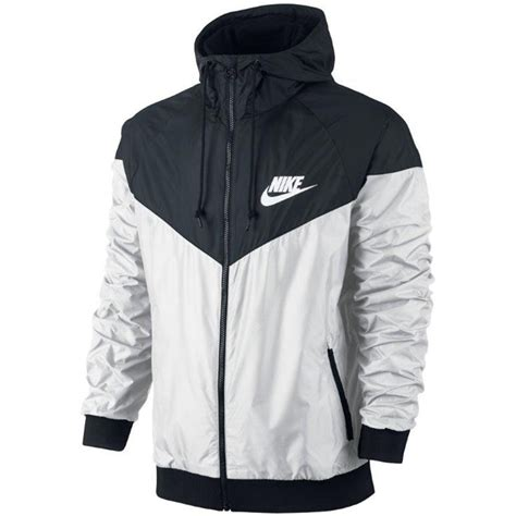 Nike Windrunner Jacket Windbreaker Men S Hoodie Black