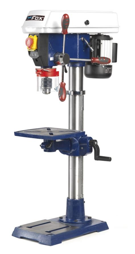 bench top drill press fox 16mm drill press bench top pillar drill code f12