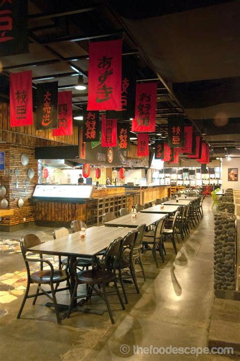 kitchen central park tokio kitchen central park jakarta food escape