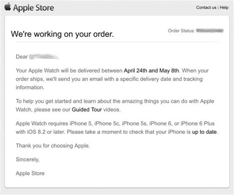 Apple Backdoor Customer Letter Apple Contacting Some Early Apple Customers We Re Working On Your Order Mac Rumors
