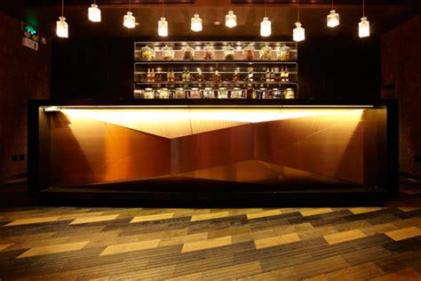 bar top lighting modern johnnie walker house design matters by lumens