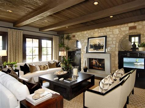 Add Character To A Boring Ceiling Hgtv Ceiling Ls For Living Room