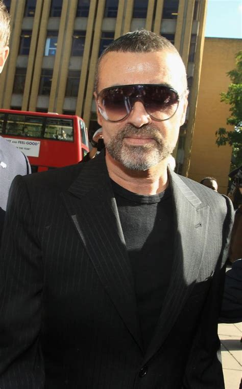 george michael archive daily dish george michael home from hospital after car accident