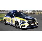 Victoria Police Gets Mercedes AMG E 43 Highway Patrol Car