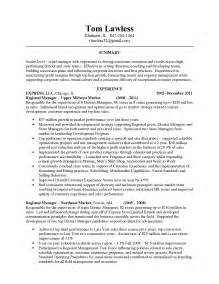 retail district manager resume sle qualifications for retail sales resume