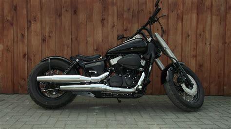 Honda Motorrad 750 Spirit by Umgebautes Motorrad Honda Vt 750 Dc Black Spirit Biker