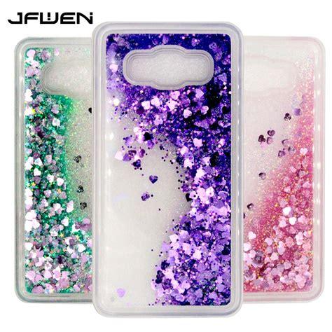 Samsung J5 2016 J510 Skin Gliter Garskin Gliter Stiker Gliter 3 jfwen for samsung galaxy j5 2016 silicon dynamic liquid glitter soft tpu phone cover for
