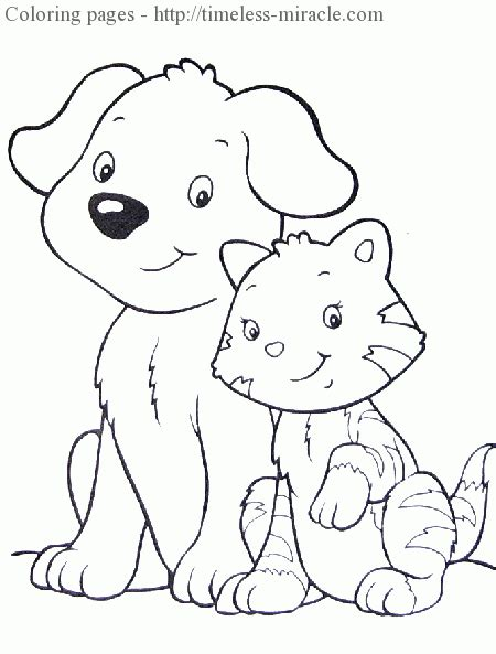 wild cat coloring pages