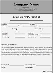 Salary Invoice Template by Salary Invoice Template Free Invoice