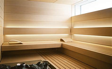 moderne sauna sauna design shape avec un design moderne et sportif