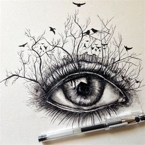 Just Some Amazing Hipster Drawing Ideas (40 Of It)   Bored Art