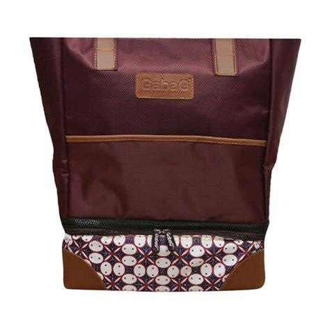 Baru Cooler Bag Gabag Moana Tas Penyimpanan Asi jual gabag ayumi cooler bag harga kualitas
