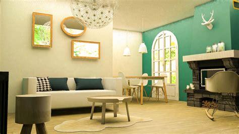 Comment Décorer Salon 5034 by Salon Style Scandinave Maison Design Wiblia