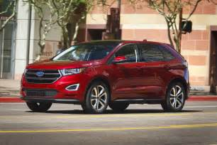 2015 Ford Edge Pictures 2015 Ford Edge Drive Page 2