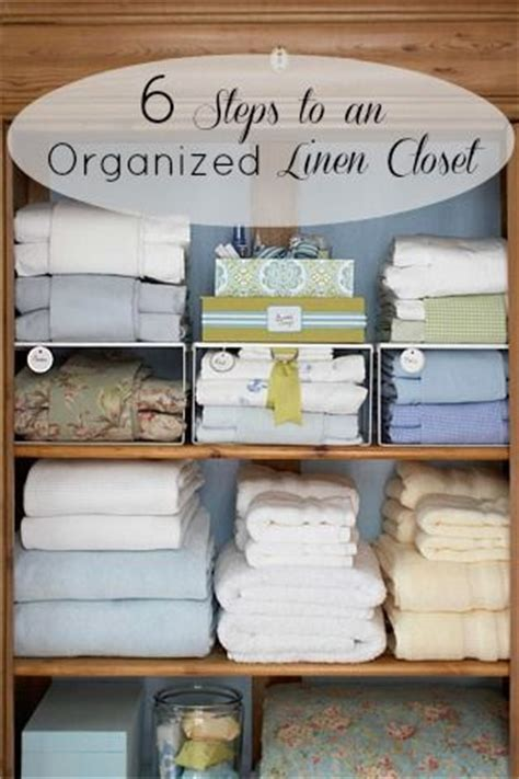 How To Organize Towels In A Closet by 17 Best Images About Linen Closets On Hose