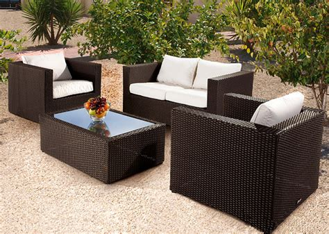 Sigma Outdoor Patio Furniture Set Rattan Sofa Modern Love Modern Outdoor Furniture Sale