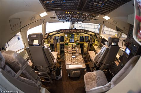 Inside Trumps House donald trump s 163 63m private jet complete with 24 carat