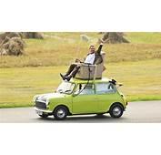 Mr Beans Mini Cooper &amp Teddy  ART Of Celebs Pinterest