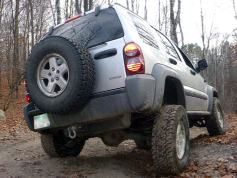 Jeep Liberty Lift Kits Emu Quot Nitrocharger Quot Lift Kit By Arb For Jeep
