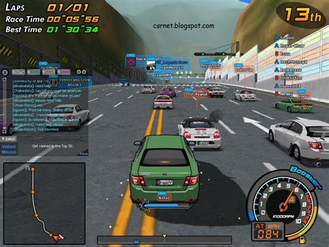 Kaos Top Racig Racr From City To City flintuirp cars race pc