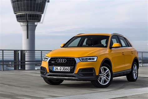 Audi Q3 Neues Modell 2016 by 2016 Audi Q3 Price Increases To 33 700 Due To Facelift
