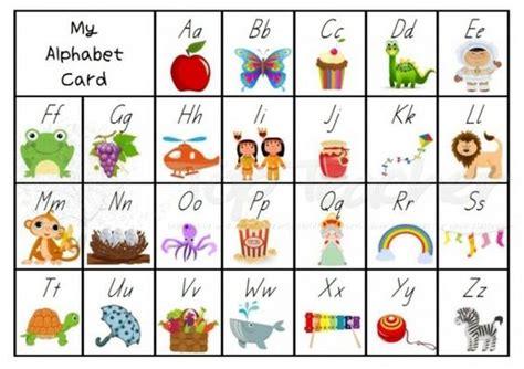 alphabet australia alphabet desk chart available in range of fonts for