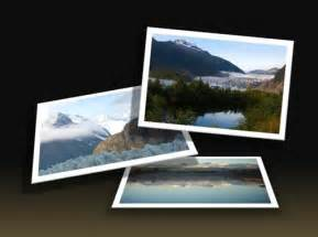 create and a photo album powerpoint