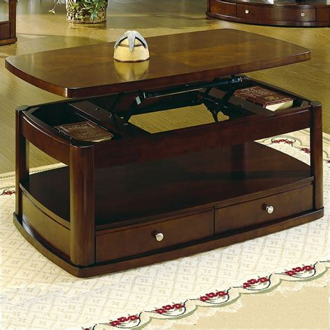 pull up top coffee table brilliant pull up coffee table lift top coffee table ideas