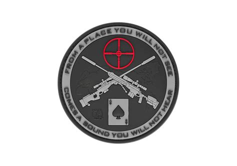 Patch Rubber Patch Pomal Huruf 1 sniper rubber patch swat jtg rubber patches patches equipment armamat ch shop
