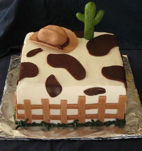 imagenes de tortas vaqueras cowboy cake cakecentral com