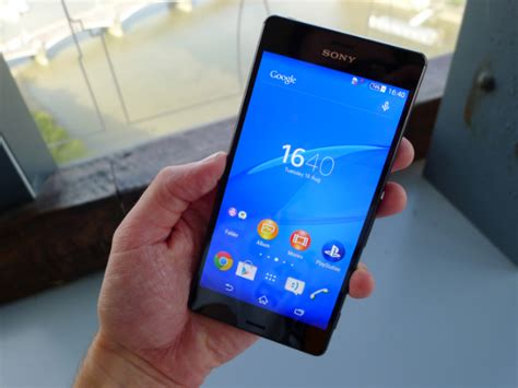 Lensa Tambahan Sony Xperia Z3 sony xperia z3 small gains for a killer android smartphone