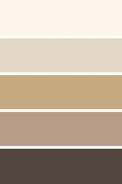 organic color organic color palette base for walls and