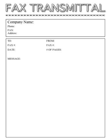 Simple Fax Cover Letter by Vanilla Fax Cover Sheet At Freefaxcoversheets Net
