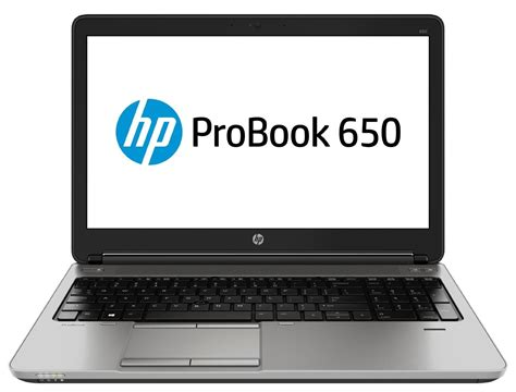 HP ProBook 650 H5G81ET Notebook Review Update