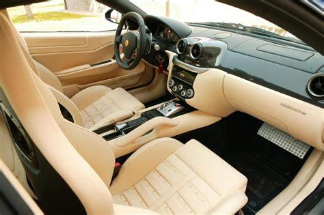 599 gtb fiorano interior 599 gtb 2006 2012 gto 2010