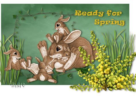 ready for spring ready for spring recovering the self