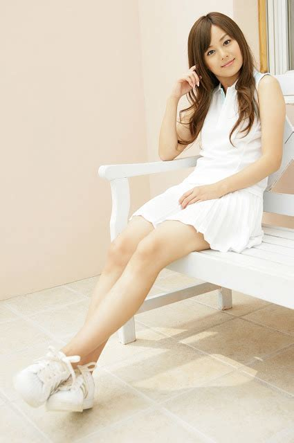 japanese girl pictures cute pic play tennis wiht jun