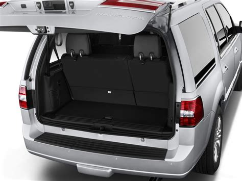 lincoln navigator cargo space the 2018 lincoln navigator will not be the loudest