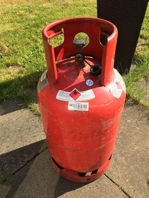 Gasflasche Pfand Rot by Gasflaschen Pfand Trendy Sauerstoff Liter Gefllt With