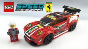 Lego 458 Italia Lego 458 Italia Gt2 Speed Chions Set Review