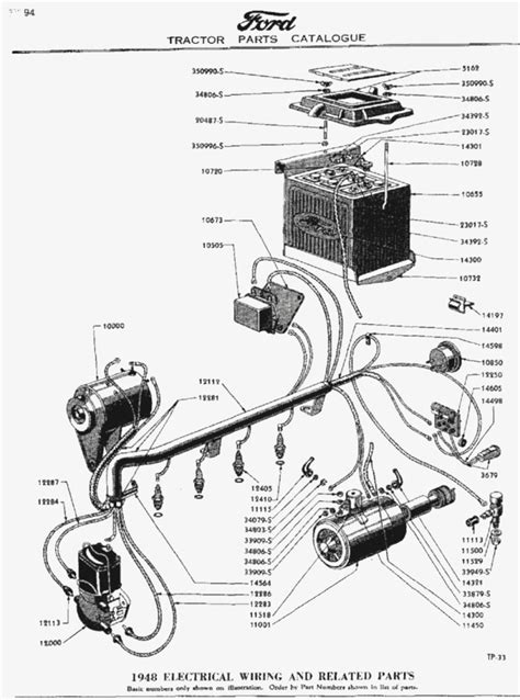 8n tractor wiring diagram wiring diagram with description
