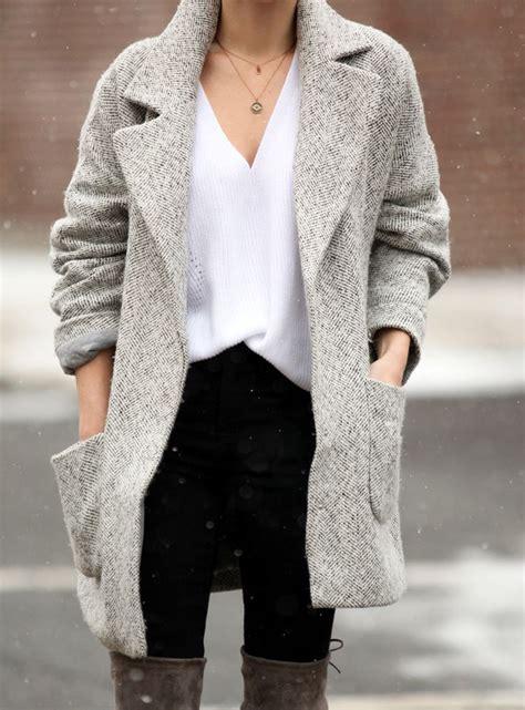 Grey Premium Blazer Jacket Jas Cardigan Keren 2372 best country fashion images on country winter fashion looks
