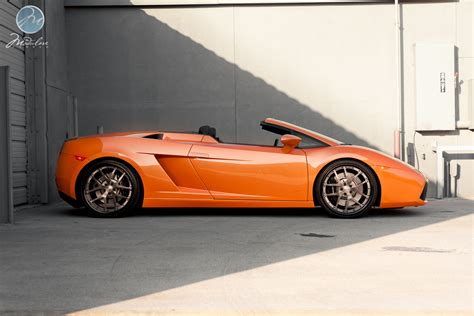 Lamborghini Gallardo Lp560 4 Orange Set 2 Pcs my italian car gallardo spyder in arancio borealis