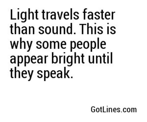 Does Light Travel Faster Than Sound by 86 Which Is Faster Sound Or Light Memes And Light Travels Faster Than Sound This Is Why