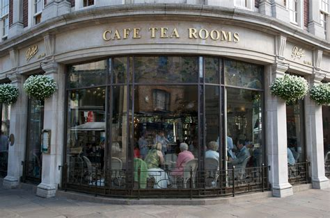 Tea Room Cafe by Walking The Walls Of York Clarke