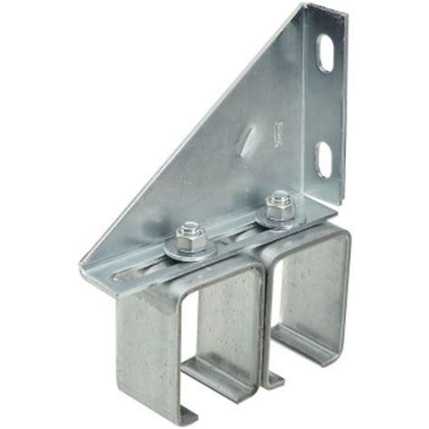 National Mfg 104786 Double Box Rail Bracket Dp 51 M 2 Bc National Hardware Barn Door