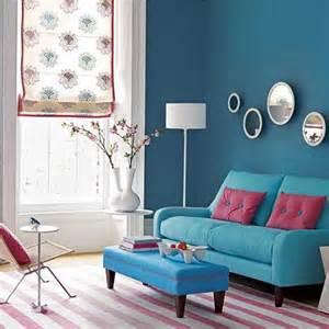 calm blue living room picsdecor